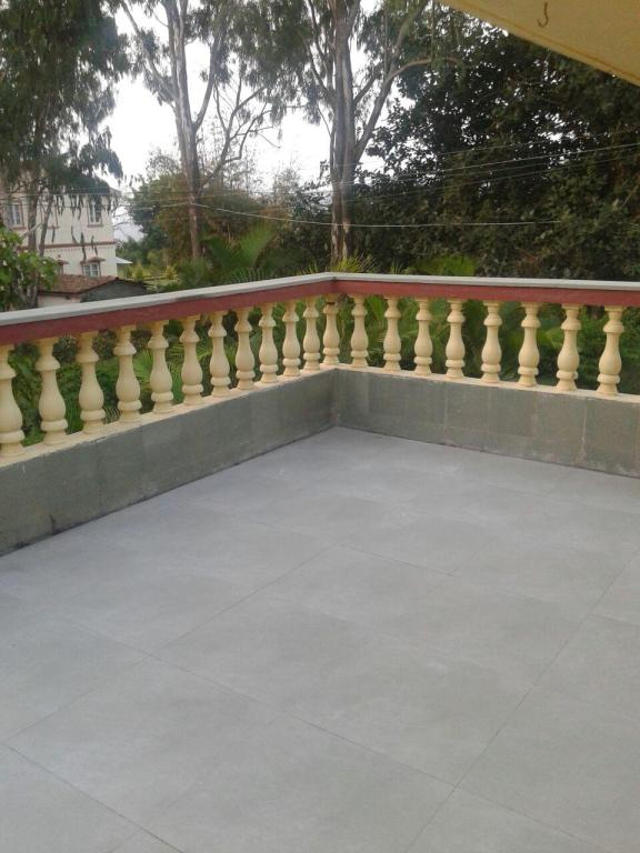 Balcony The Climb Villas 3Br Villa Panchgani