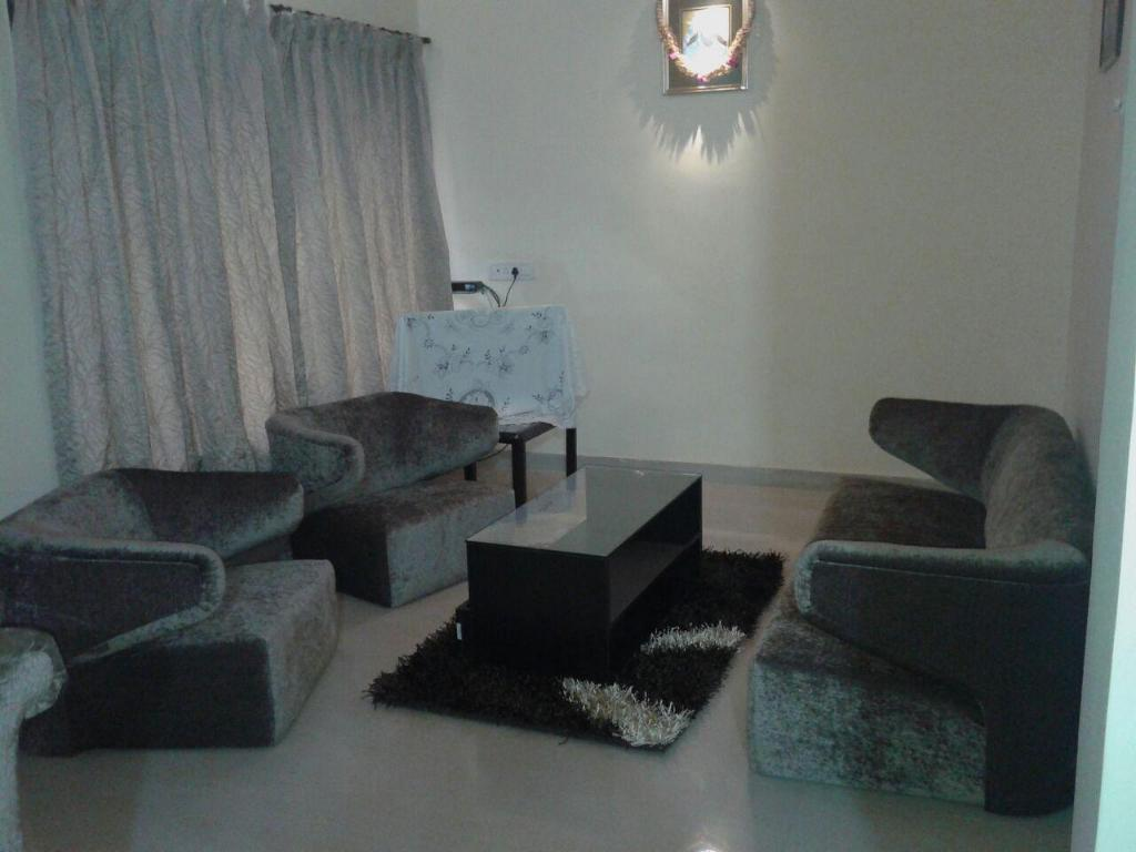Lounge The Climb Villas 3Br Villa Panchgani