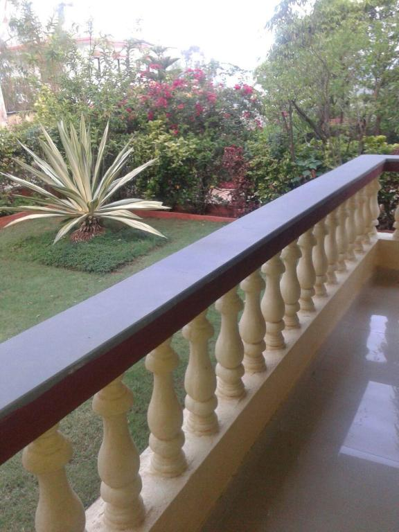 Balcony/terrace The Climb Villas 3Br Villa Panchgani