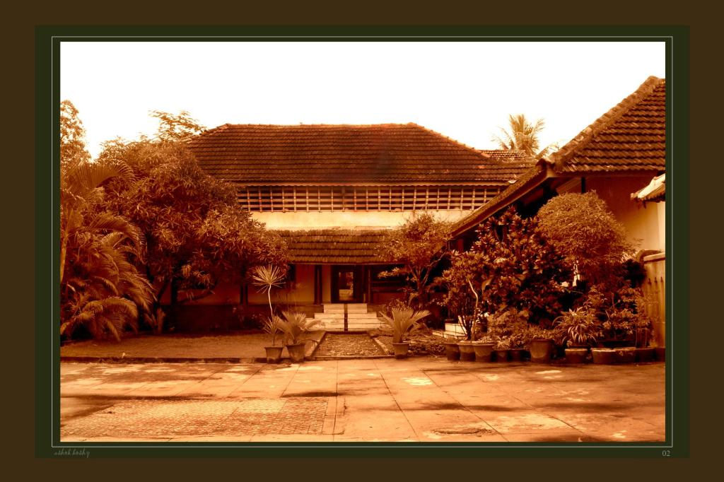 Kandath Tharavad Room