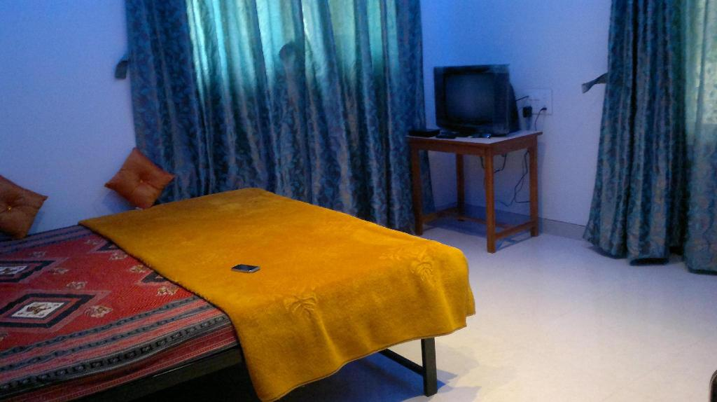 Villa - Guestroom Shree Sateri Cottage 3 Br Stay