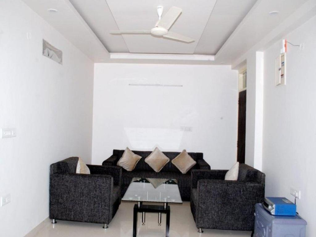 Lounge Hello Namaste India -  Serviced Apartment