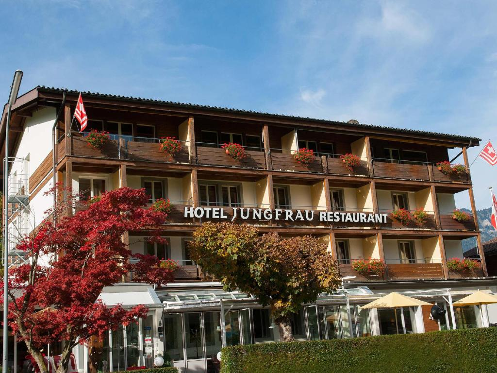 More about Jungfrau Hotel