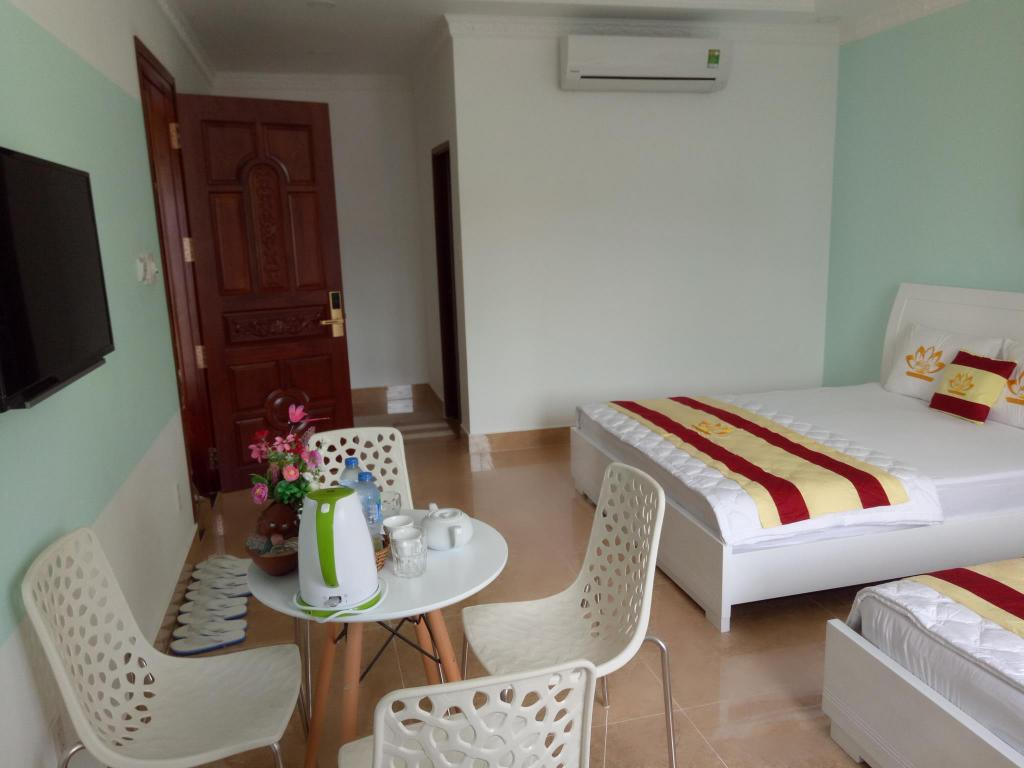 Standard Double - Room plan Nice Life Hotel Phu Quoc