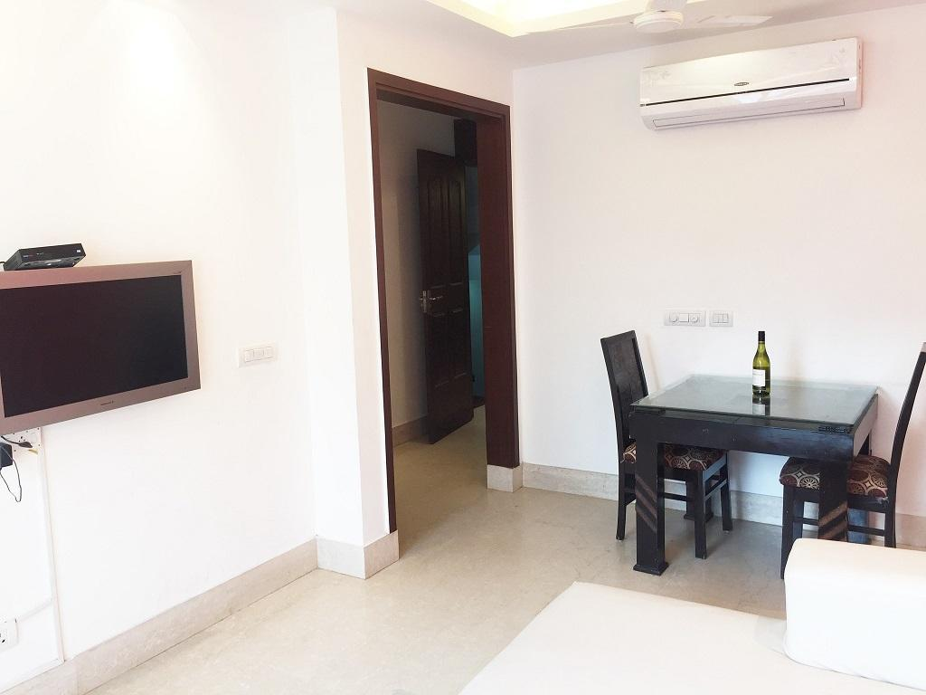 Δωμάτιο Saket Apartments Superior 1 Br Apartment