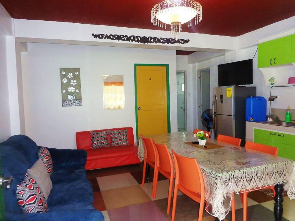 Apartment - Interior view Ross Anne 4 Br Baguio Transient House