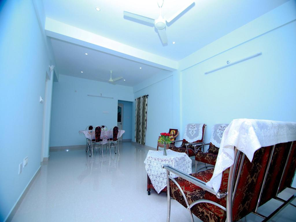 Guestroom En Jays-Fully Furnished 2Br Apartment In Kottayam