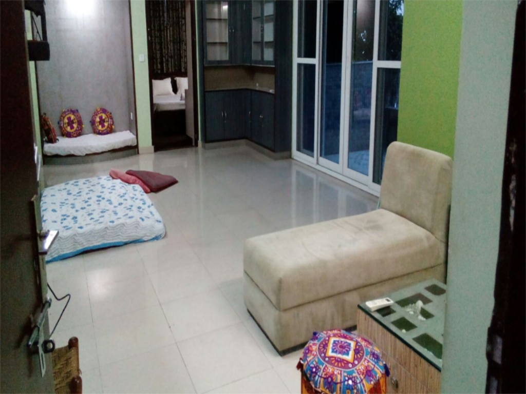 Interior view Payal  Home Cosy Pent House With Terrace Garden