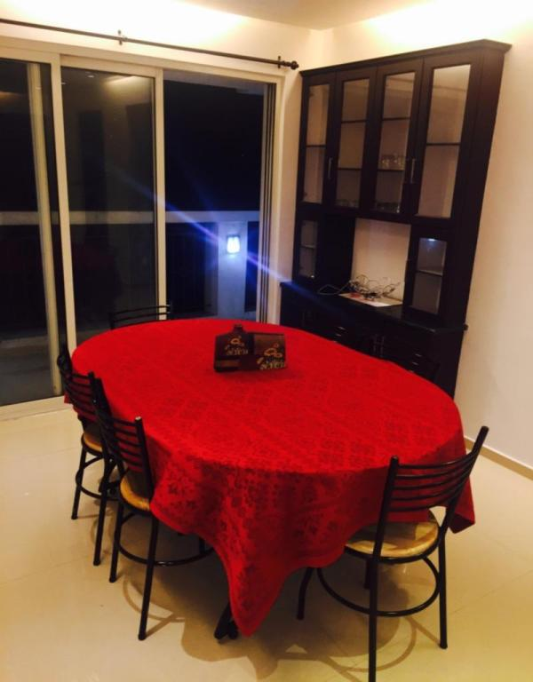 Dining room/area Vipin 3Br Home In Jagathy Trivandrum