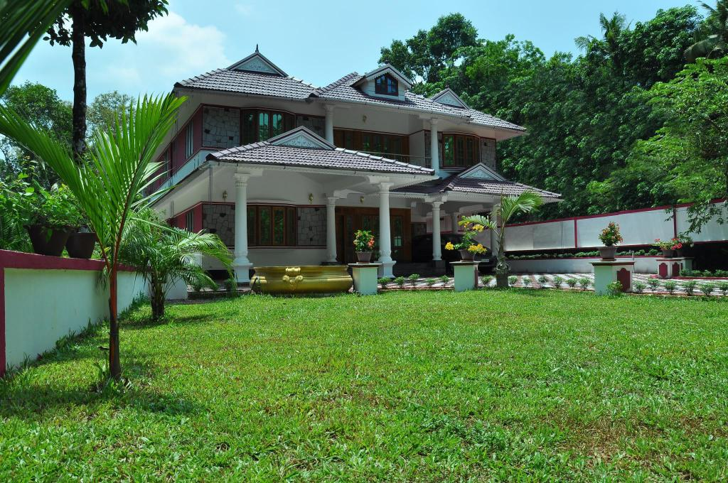Gj Vacations Home In Kottayam