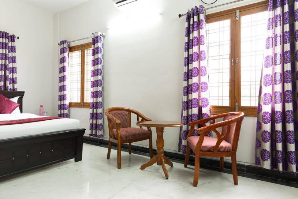 Interieur Fresh Living Prime Banjara Service Apartments