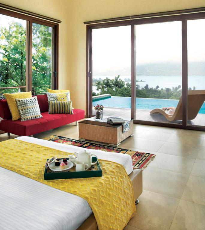 House - Guestroom Mawi Infinitty Villa Overlooking The Pawna Lake