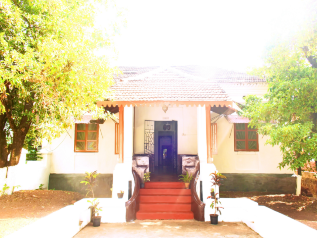 Villa Aluizio A Traditional Goan Home