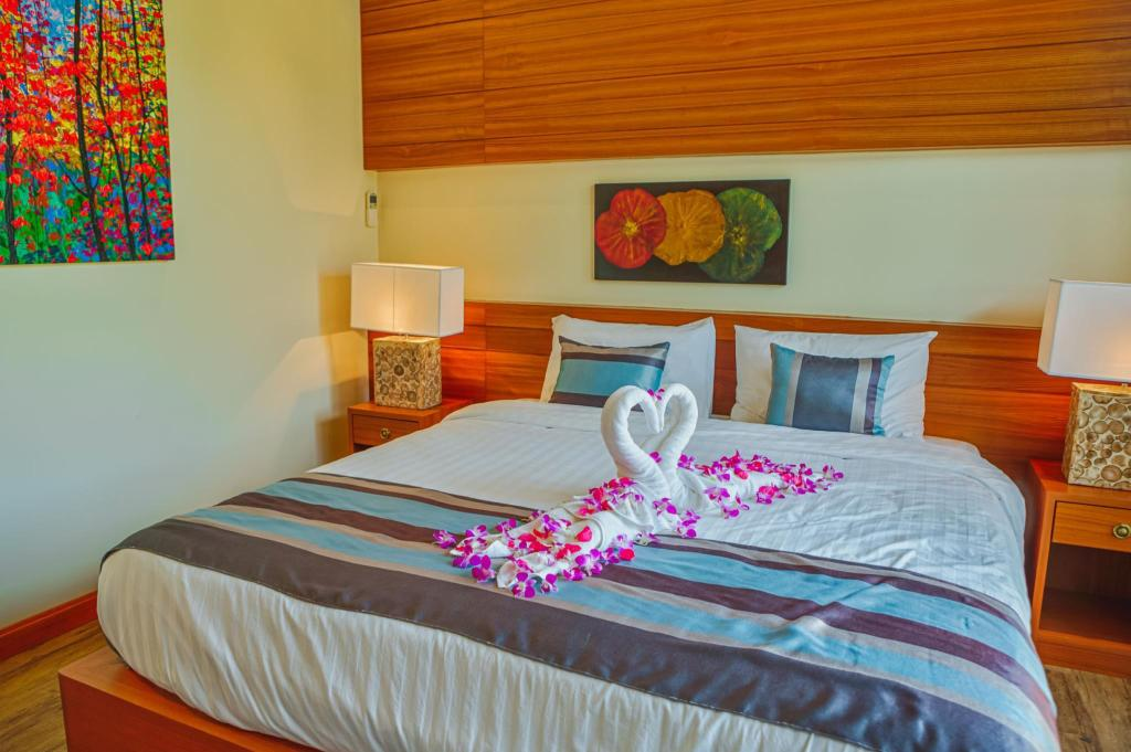 Bed Phuket9 New Rawai Vip Villas - Villa Type A