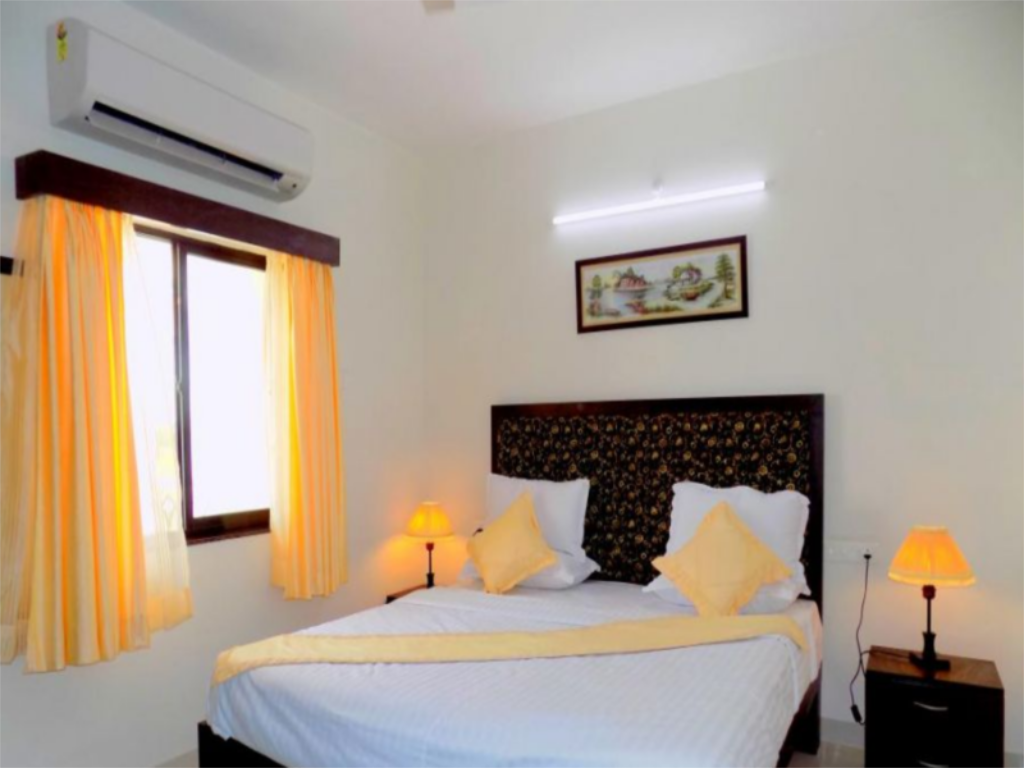 Appartement - Bed Cm017 1 Br Apartment Near Candolim Beach