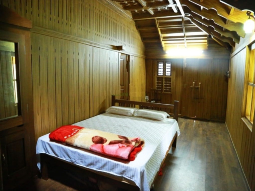 House - Bed Nature Castle A Traditional Kerala Style