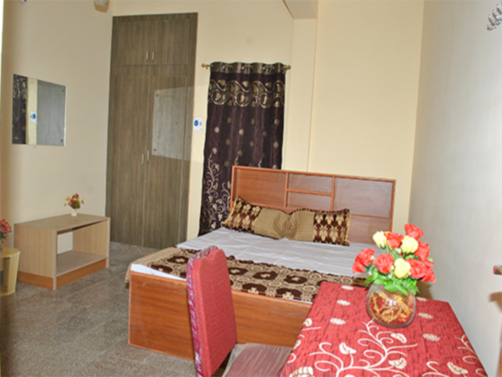 Apartment - Guestroom Vijayamcy Service Apartments Warm And Friendly