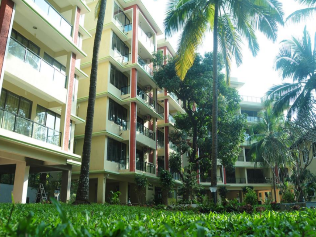Inngoa Palolem  Homes In - Single Br
