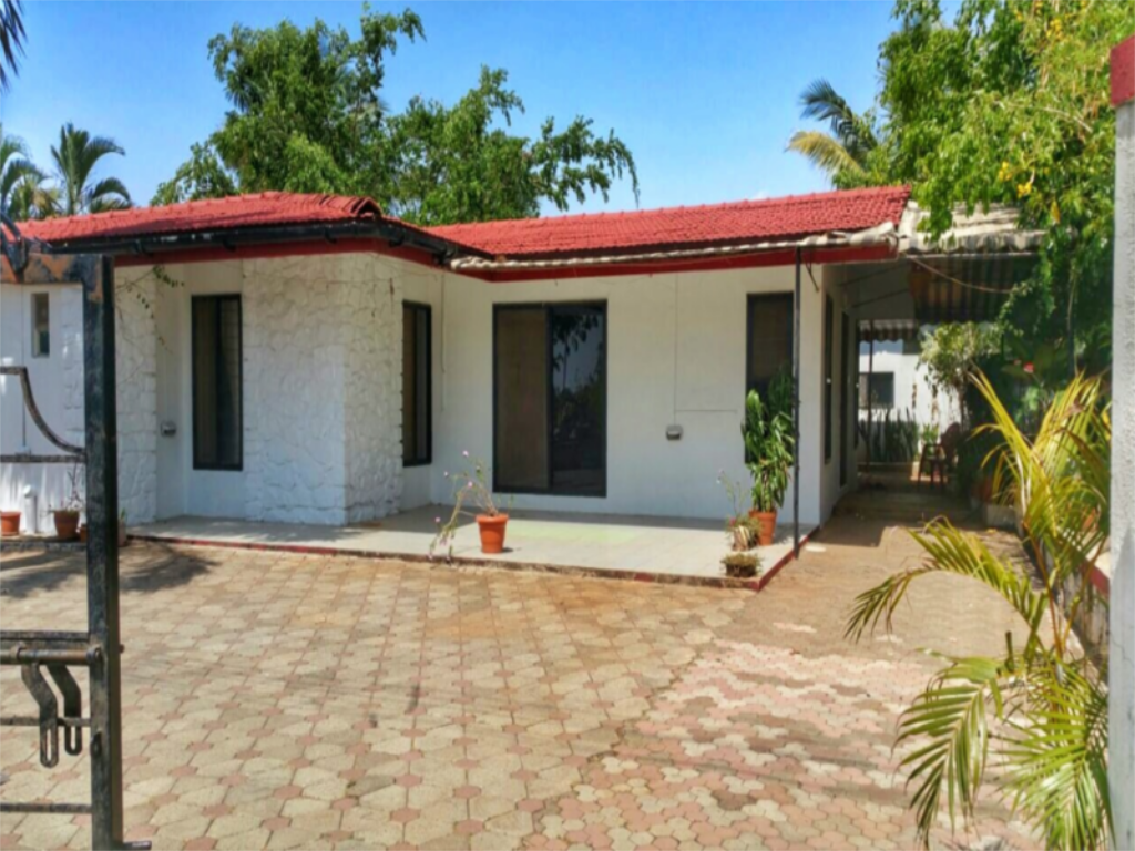 Εξωτερική όψη Hitesh Home  Cottage Igatpuri