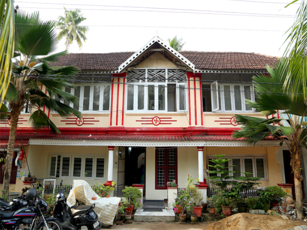 Skyrathnam  Double Rooms Stay