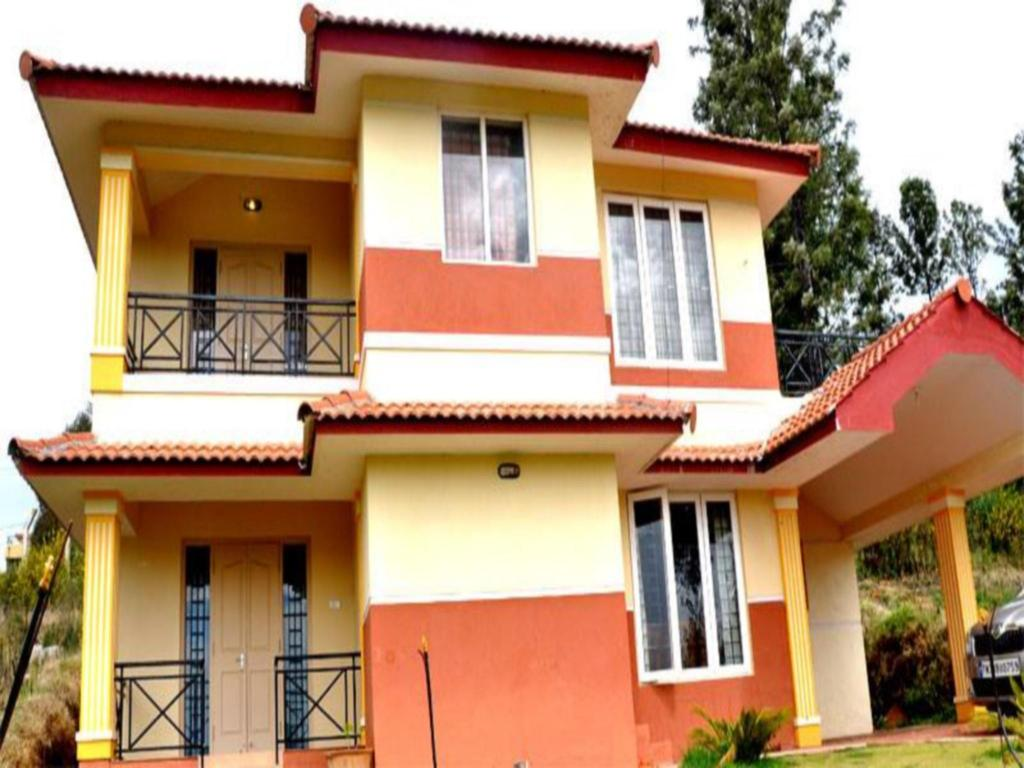The V-View Villa 3 Br Cottage In Ooty