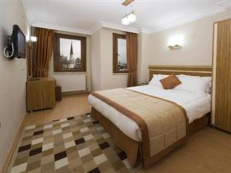 Double or Twin Room May Hotel Istanbul