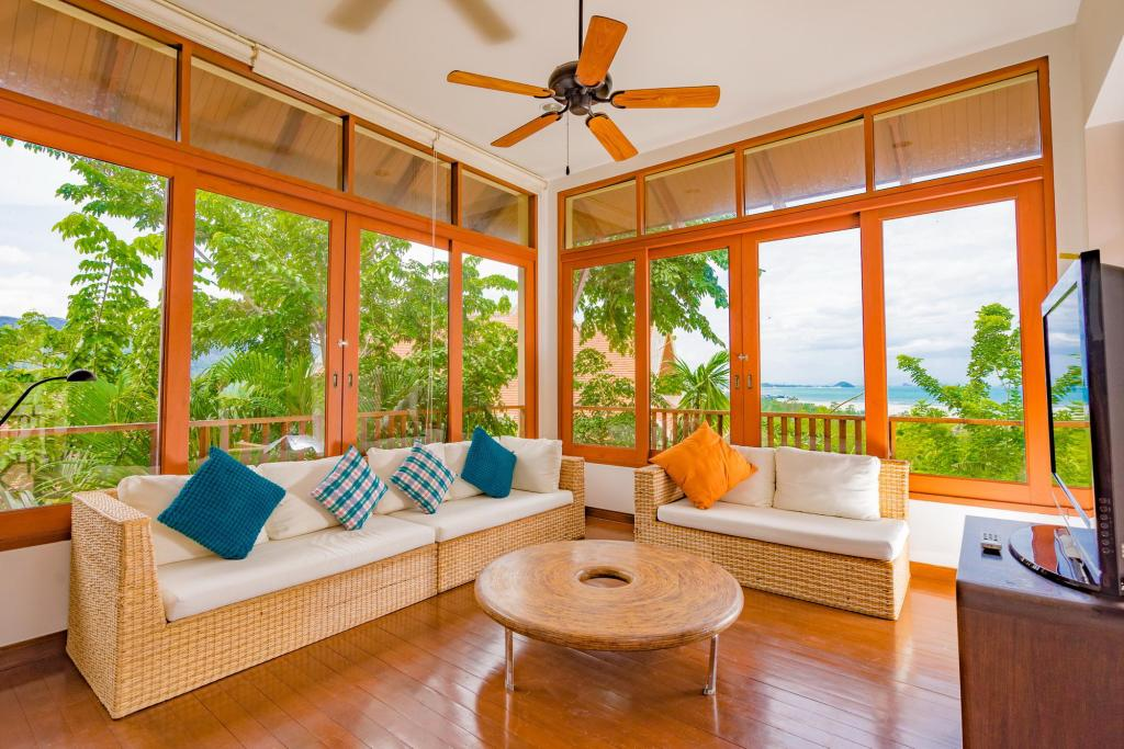 See all 38 photos Ocean View Villa In Baan Makham