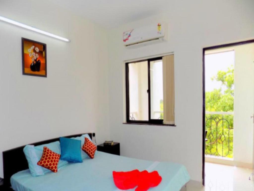 Cm012 2 Br Apartment Near Candolim Beach