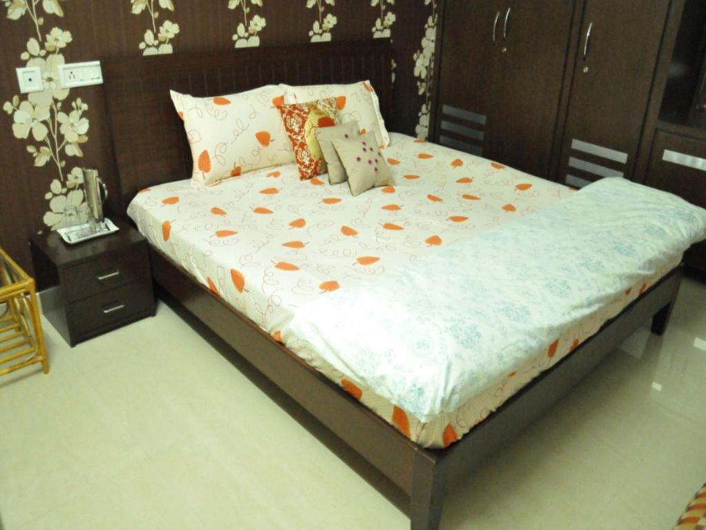 1-Bedroom Unit - Bed A 1 Guest House
