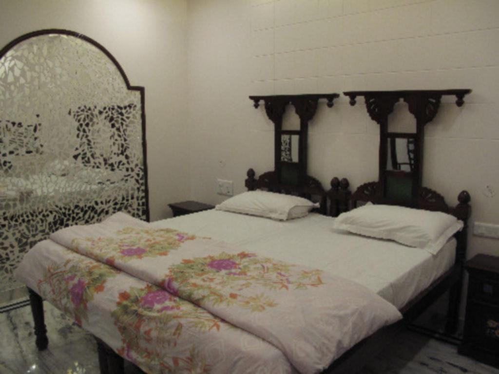 1-slaapkamer eenheid - Bed All Seasons  Jaipur Super Deluxe Room Ac Stay