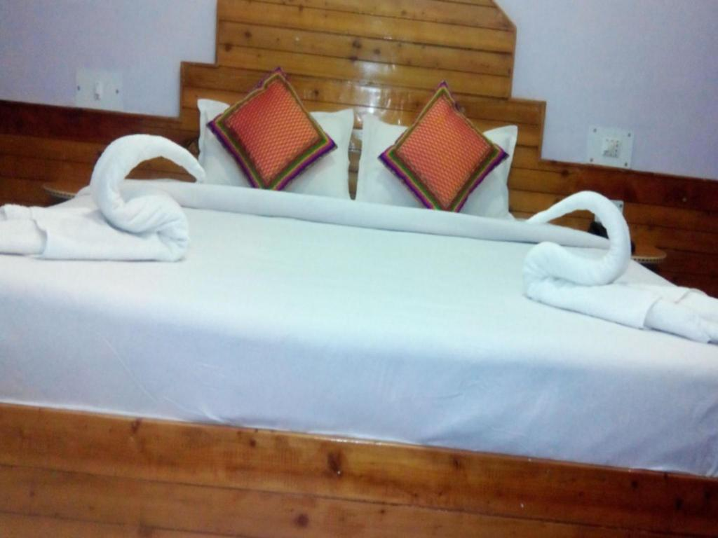 Κρεβάτι Mak Cottages Super Deluxe Stay