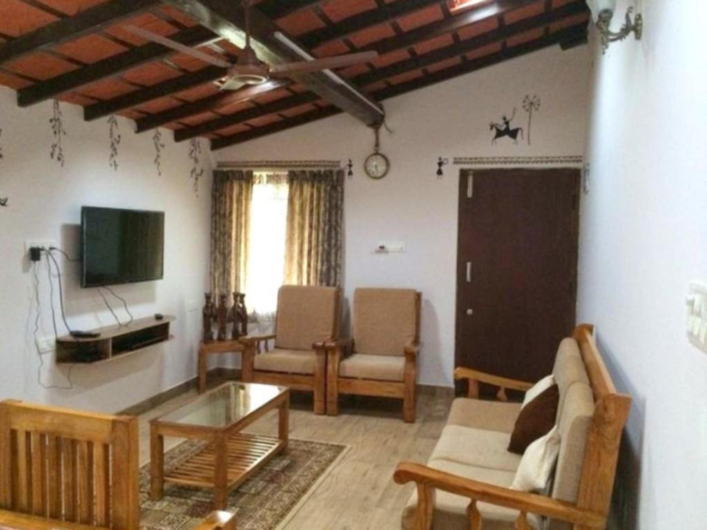 Guestroom The Peepal Tree Cottage Stay