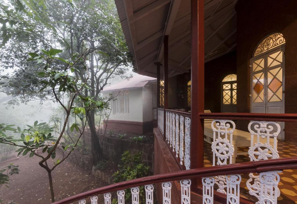The Parsi Manor 4 Br Heritage Villa