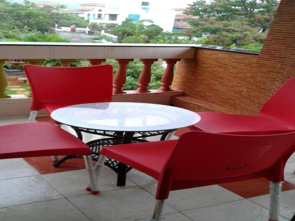 Balcony Simply Offbeat S 3 Br Bungalow With Big Lawn