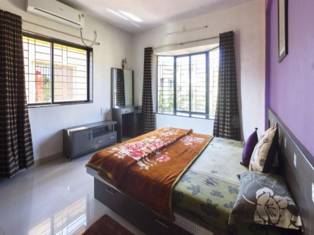 Guestroom Simply Offbeat S 3 Br Bungalow With Big Lawn
