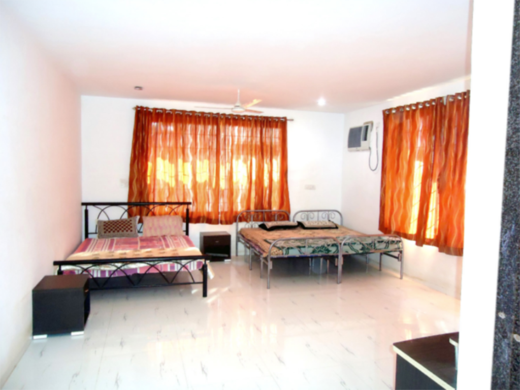1-Bedroom Unit - Guestroom Karjat Villa - Sks Farms Guest