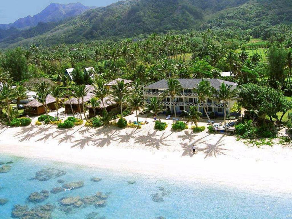 Moana Sands Beachfront Hotel Villas Rarotonga