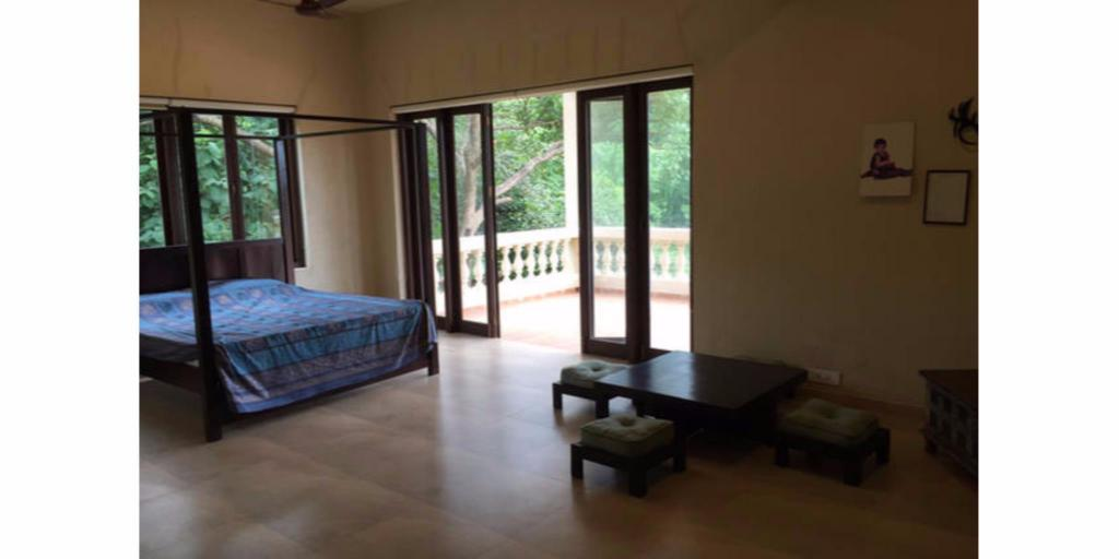 Guestroom Vista Exotica New Luxurious Villa Kashid