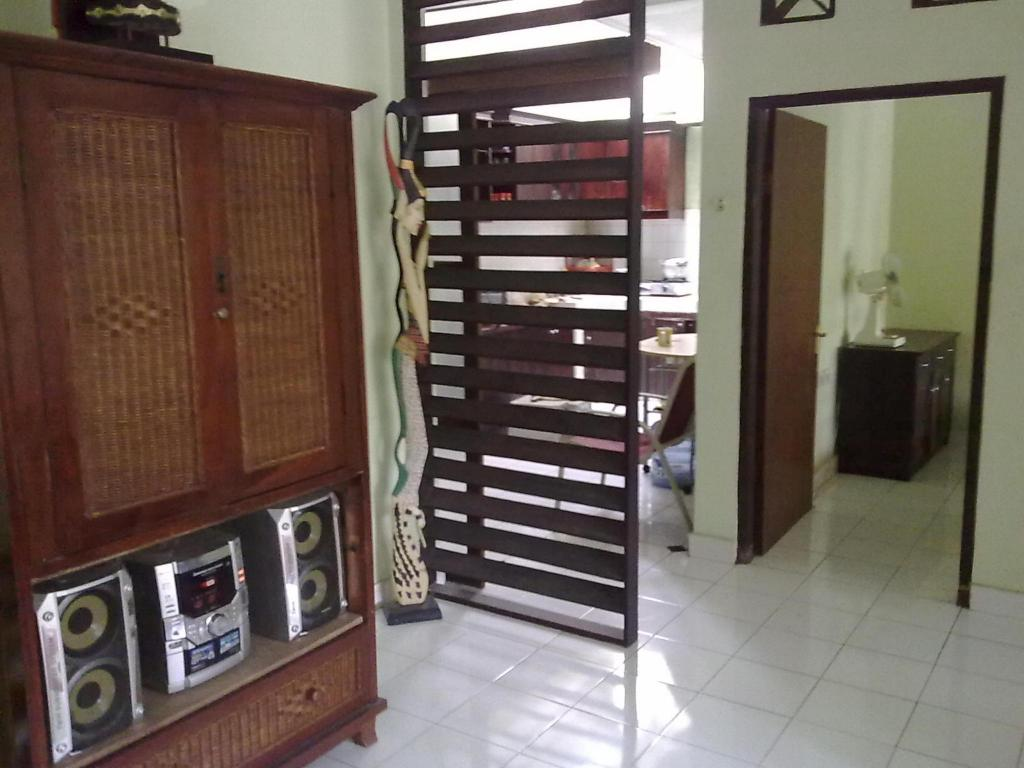 Interior view Kevin Home House In Jimbaran Bali