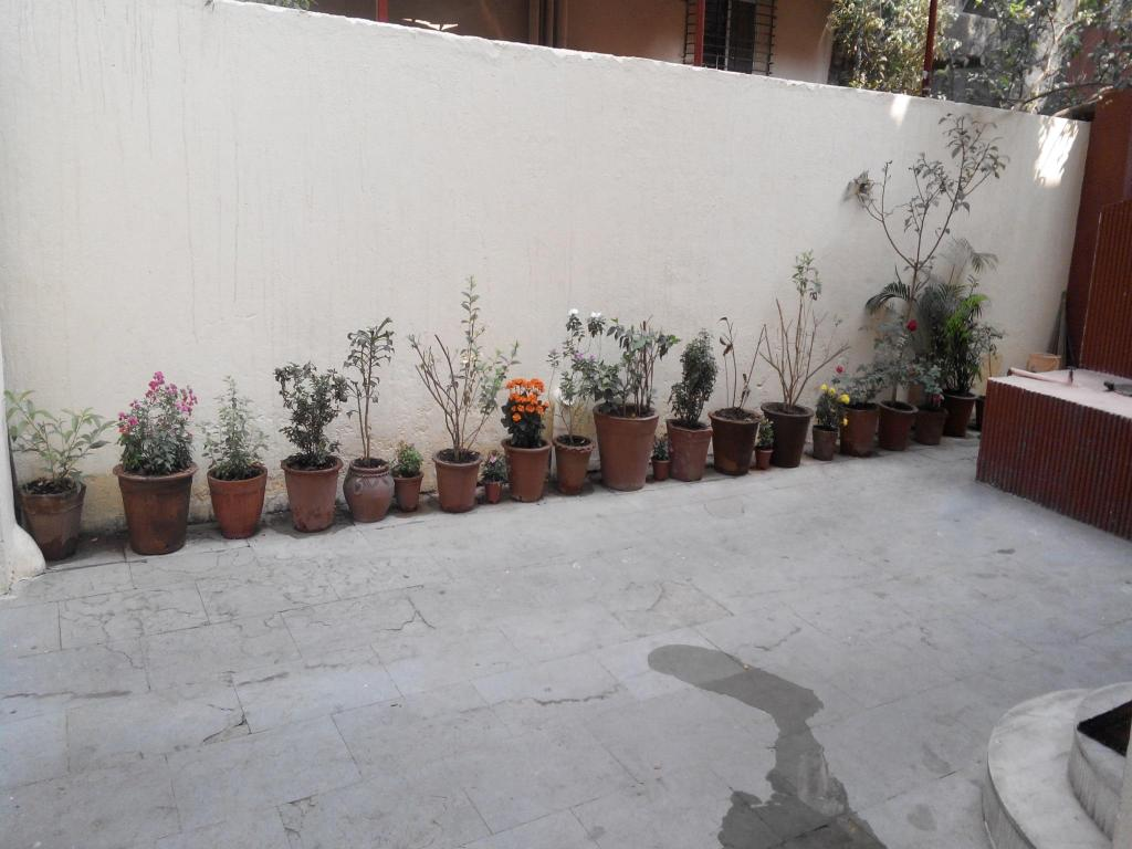Outside seating area Laxmi Niwas 2 Br Bungalow In Chembur Mumbai