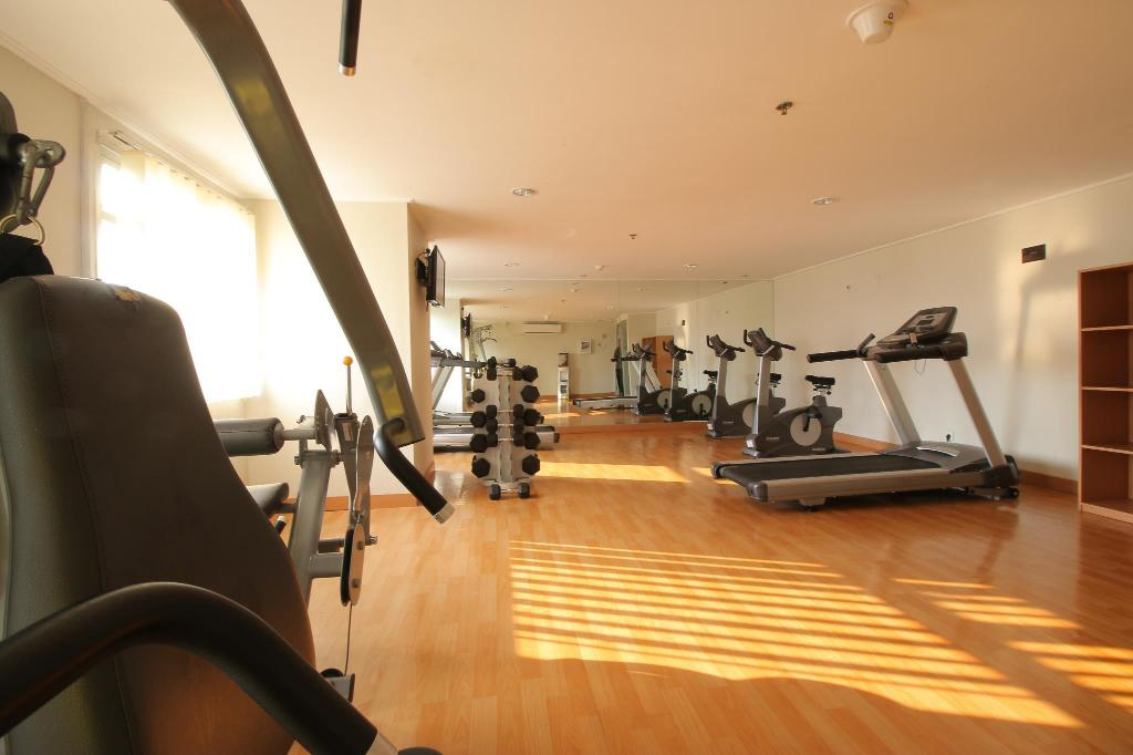 Fitness room Grand Emerald Apartment - Studio GV 21 Property - 2