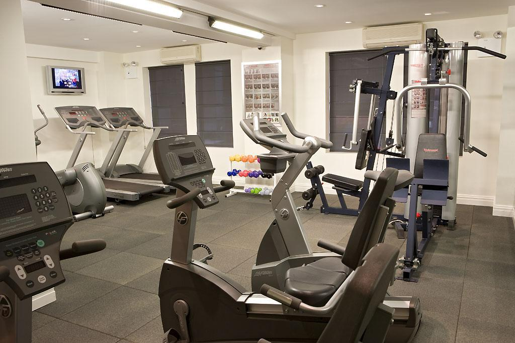 Fitness center Belvedere Hotel