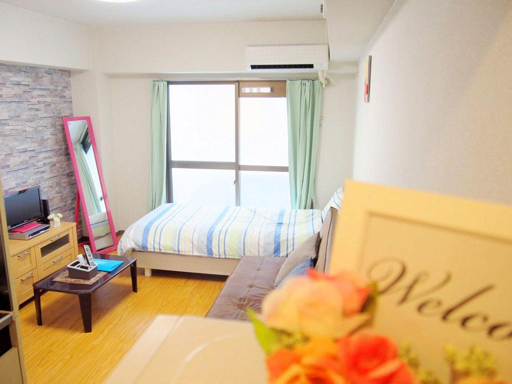 AE Bedroom Apartment 3 in Kyoto