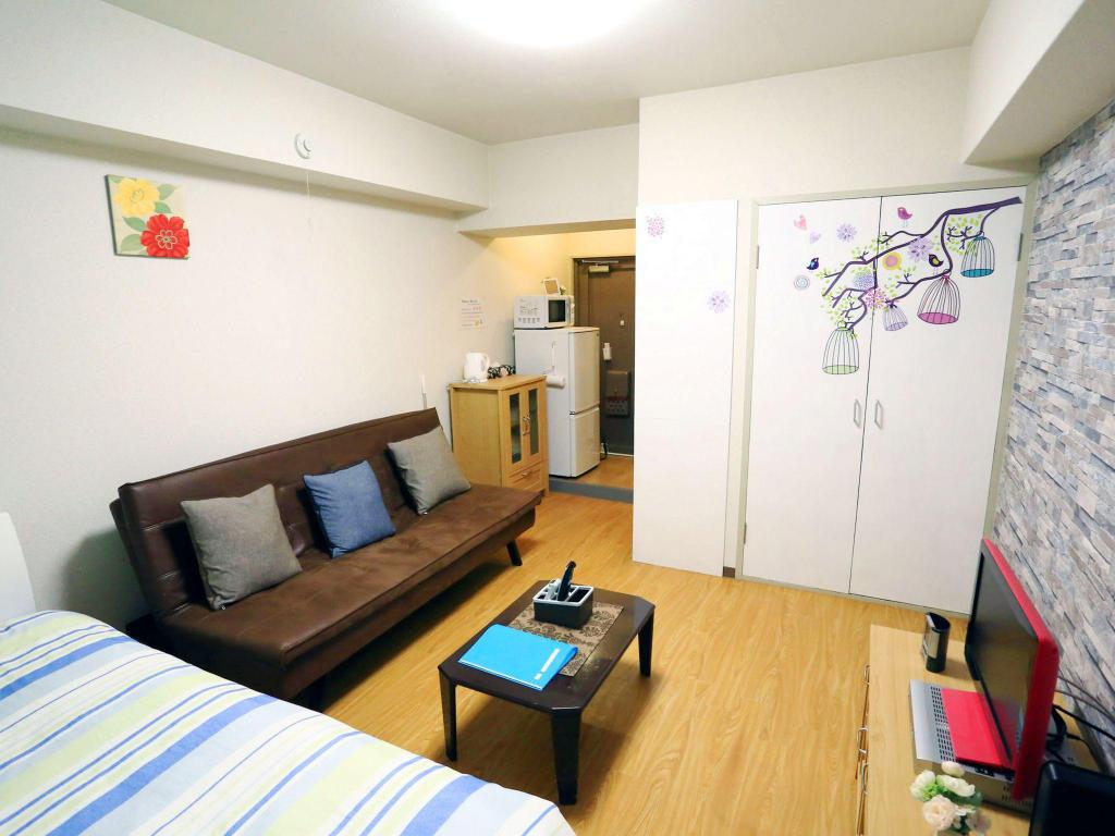 See all 26 photos AE Bedroom Apartment 3 in Kyoto