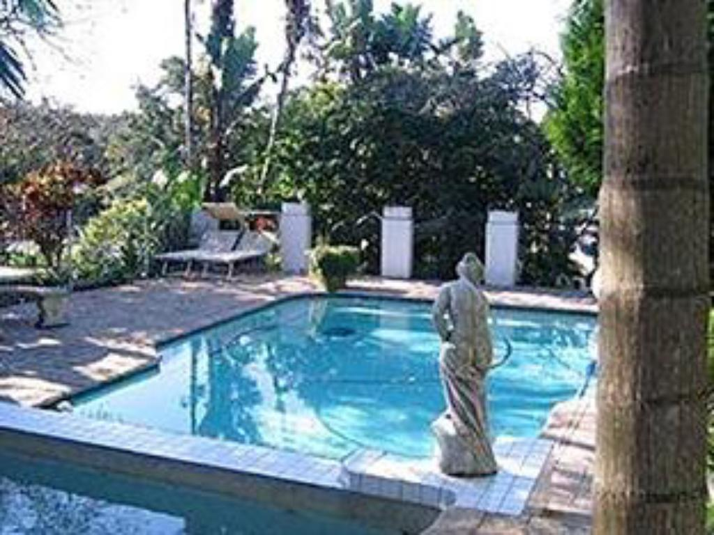 Swimming pool St Lucia Wetlands Guesthouse