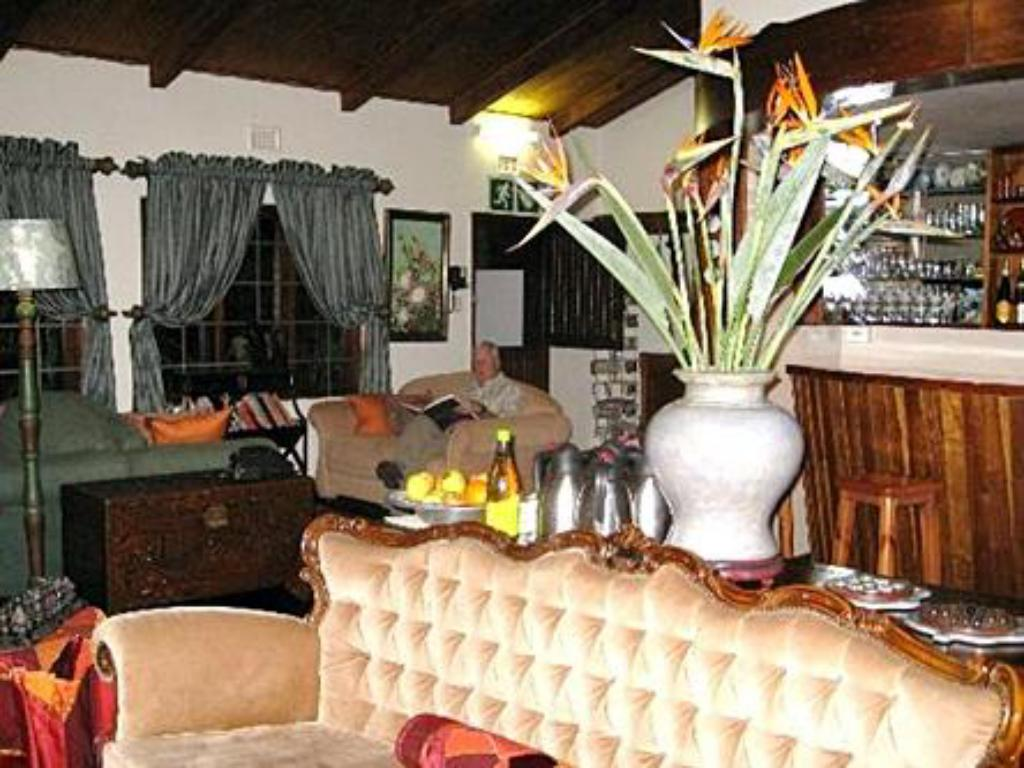 Interior view St Lucia Wetlands Guesthouse