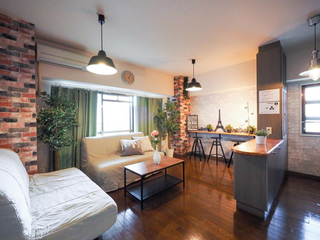 MIA-Dotonbori Cozy Stay Apartment NGD100