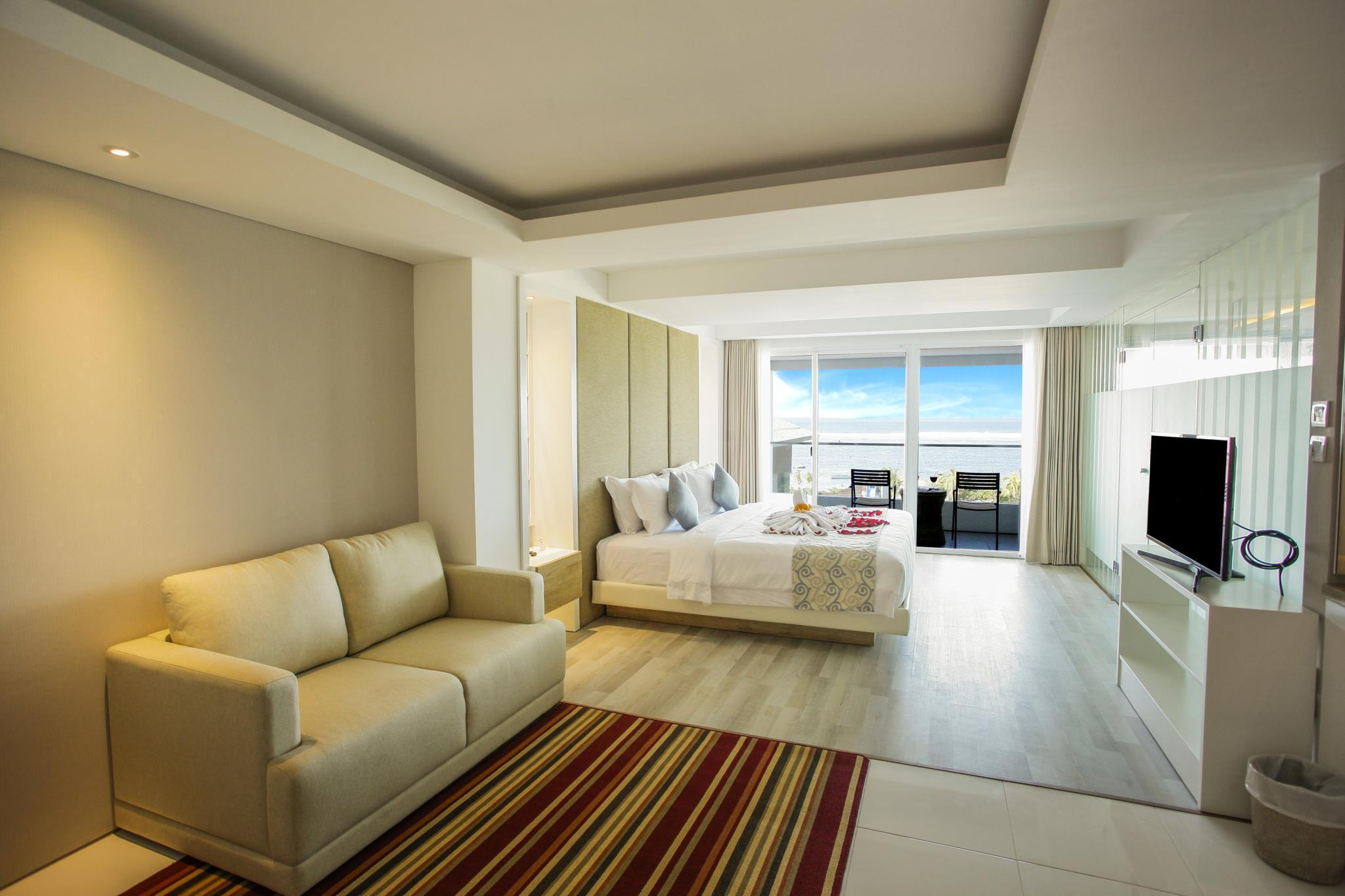 Ocean Premium   Room Plan