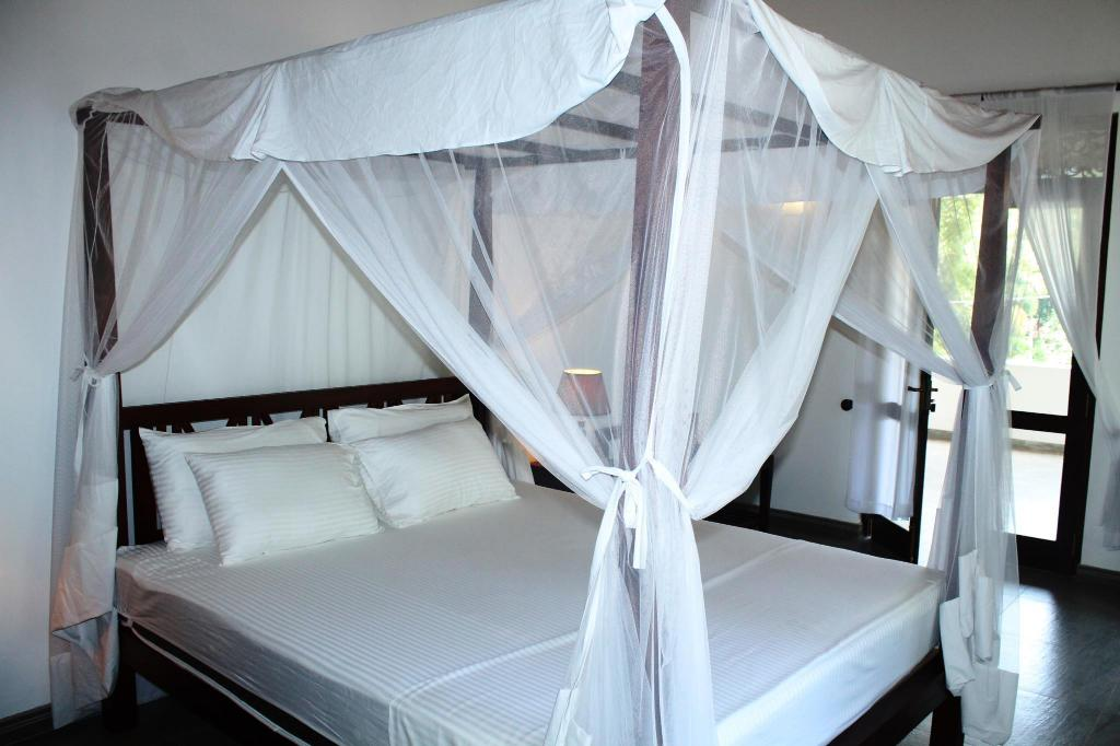 Deluxe Double Room - Bed Villa Shanthi