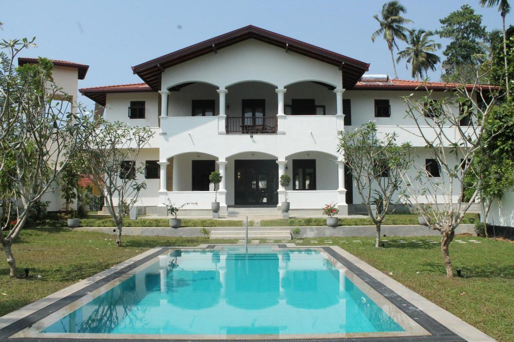 More about Villa Shanthi